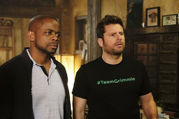 psych-the-movie-will-reunite-dule-hill-left-and-james-roday-along-with-the-rest-of-the-regular-cast-from-the-series-the-gang-returns-at-7-pm-today-on-usa