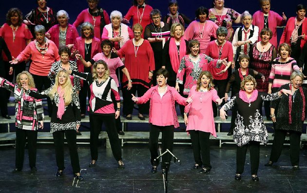 top-of-the-rock-chorus-performs-as-part-of-dear-santa-i-can-explain-saturday-at-university-of-arkansas-pulaski-technical-college-in-north-little-rock