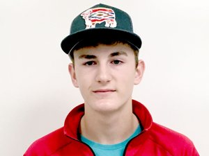RICK PECK SPECIAL TO MCDONALD COUNTY PRESS Tyler Rogers is a junior at McDonald County High School and a bull rider.