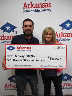 Anthony and Samantha Vaughn of Paragould
