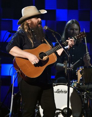 simplicity key to success for singer chris stapleton nwadg