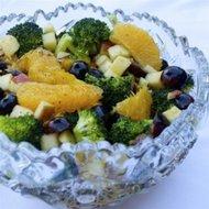 Fruit and Broccoli ...