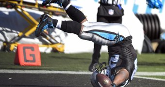 Carolina Panthers' Jonathan ...