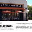 OUT - Cafe Brunelle