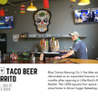 OUT - Taco Beer Burrito