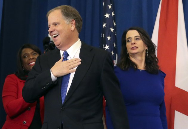 doug-jones-takes-the-stage-tuesday-night-with-his-wife-louise-in-birmingham-after-winning-the-alabama-special-senate-election-we-have-shown-the-country-the-way-that-we-can-be-jones-said