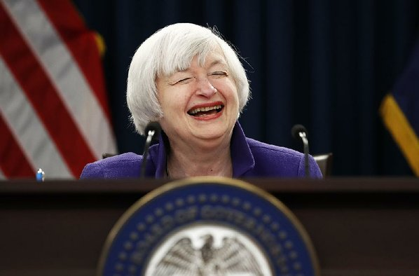 Yellen dismisses concerns about regulatory chops of Fed's new leaders