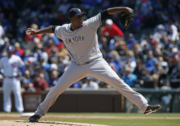file-in-this-may-5-2017-file-photo-new-york-yankees-starting-pitcher-michael-pineda-throws-against-the-chicago-cubs-during-the-first-inning-of-an-interleague-baseball-game-in-chicago-the-minnesota-twins-have-signed-former-new-york-yankees-starting-pitcher-michael-pineda-wednesday-dec-13-2017-giving-a-two-year-10-million-contract-to-the-right-hander-recovering-from-tommy-john-elbow-ligament-replacement-surgery-ap-photonam-y-huh-file