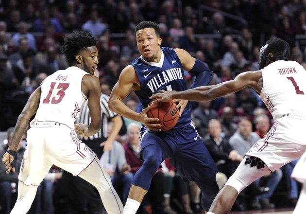 villanovas-jalen-brunson-1-drives-to-the-basket-against-temples-quinton-rose-13-and-josh-brown-1-during-the-first-half-an-ncaa-college-basketball-game-wednesday-dec-13-2017-in-philadelphia-ap-photomichael-perez