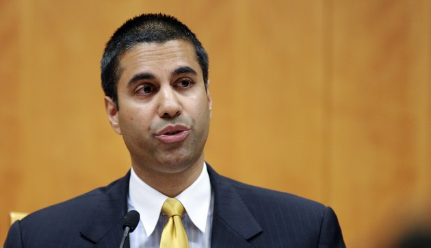 file-in-this-friday-aug-9-2013-file-photo-federal-communications-commission-commissioner-ajit-pai-speaks-during-an-fcc-meeting-in-washington-the-fcc-is-voting-thursday-dec-14-to-undo-obama-era-net-neutrality-rules-that-guaranteed-equal-access-to-the-internet-the-industry-promises-that-the-internet-experience-isnt-going-to-change-but-the-issue-has-struck-a-nerve-protests-have-erupted-online-and-in-the-streets-as-everyday-americans-worry-that-companies-like-comcast-verizon-and-att-will-be-able-to-control-what-they-see-and-do-online-ap-photosusan-walsh-file