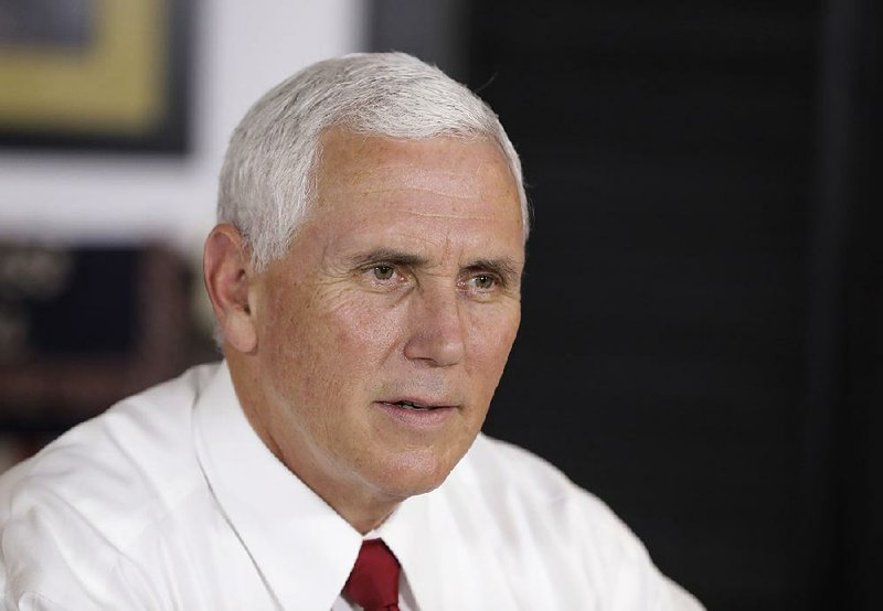 Pence makes surprise visit to Afghanistan for war meetings