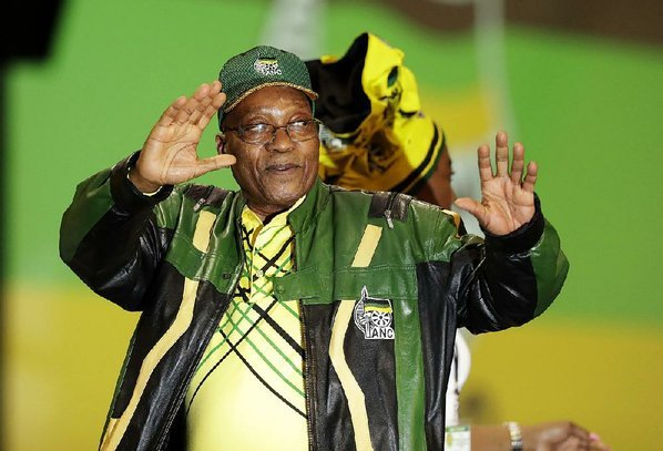 ANC leadership race goes down to the wire in South Africa