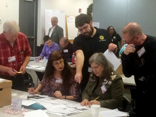 Recount: one-vote victory means 50-50 House of Delegates split