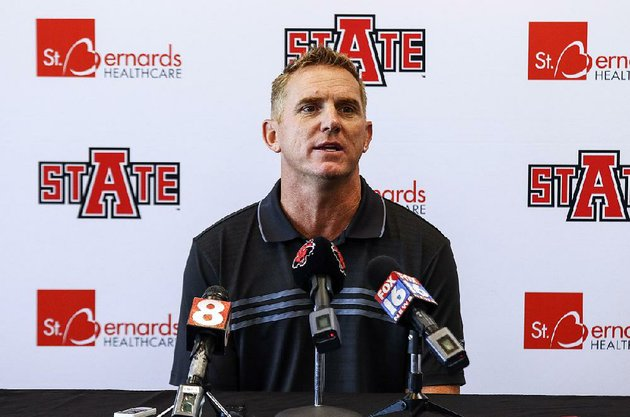 arkansas-state-university-coach-blake-anderson-is-shown-in-this-file-photo