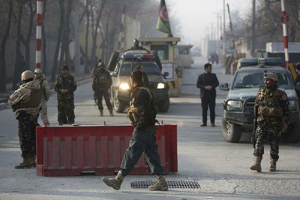 Kabul blast: Death toll reaches 40