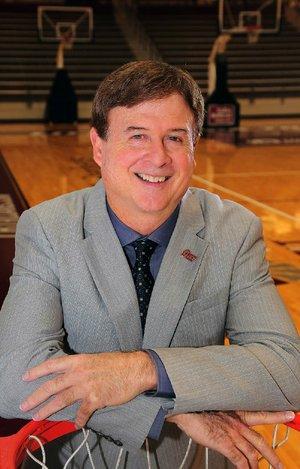 UALR women's coach Joe Foley.