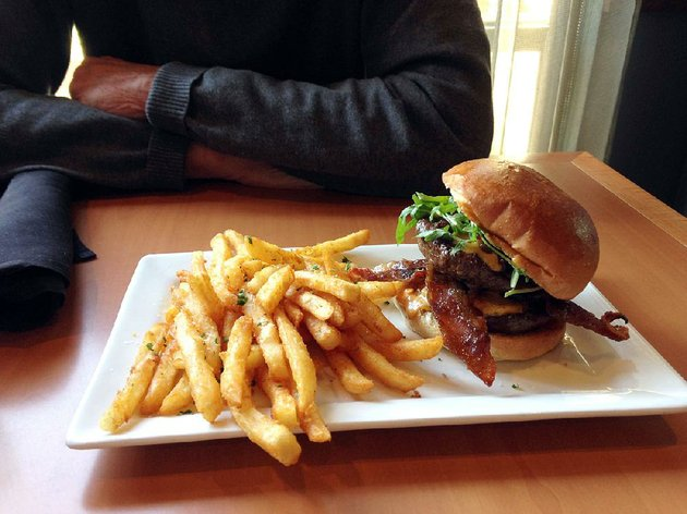 copper-grills-signature-sweet-hot-burger-comes-with-thick-millionaires-bacon-bacon-jam-pimento-cheese-arugula-and-sriracha
