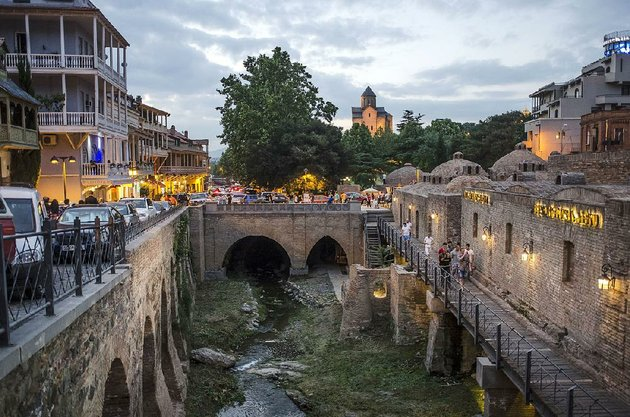 the-old-city-in-tbilisi-georgia-helped-put-the-former-soviet-republic-on-several-where-to-go-in-2018-lists-from-top-travel-brands