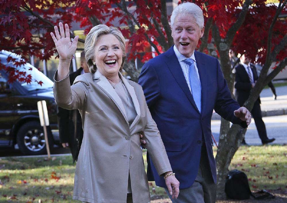 Clinton center shows staying power; giving, grants $24.2M in '18, down from '17 but still ongoing