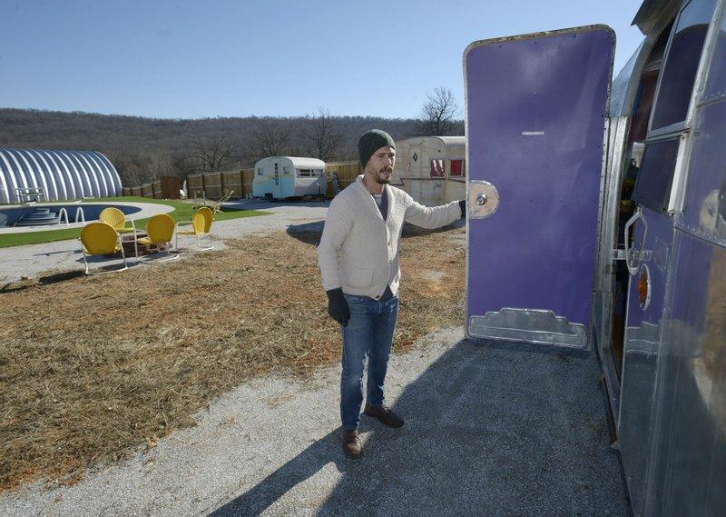 Approval sought for camper resort in Arkansas