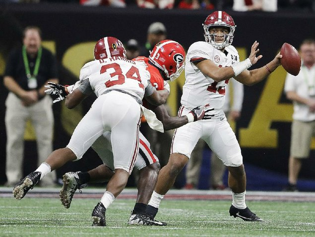 Alabama defeats Georgia in overtime to win college football national title