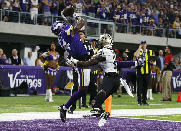 Vikings-Saints matchup could have anything and everything