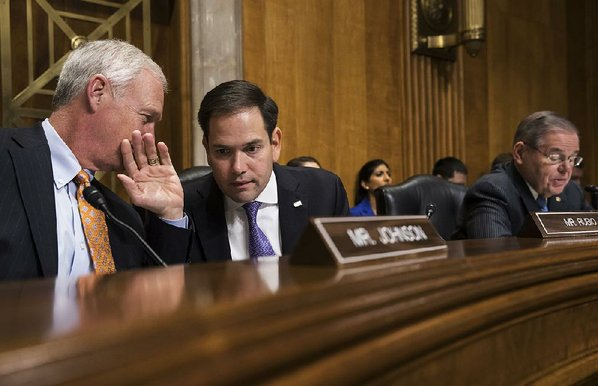 "Rubio calls Cuba sonic attacks a ""documented fact"" after GOP colleague questions evidence 
