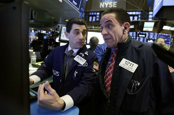 Markets Right Now: Banks, retailers lead stock gains