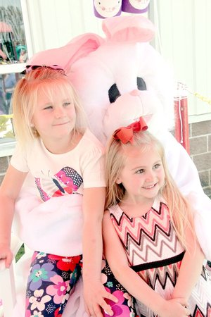 FILE PHOTO Hundreds of children enjoy the annual Easter Eggstravaganza in the spring. It is sponsored by Farmington Kiwanis Club with help from many other organizations and volunteers in the community.