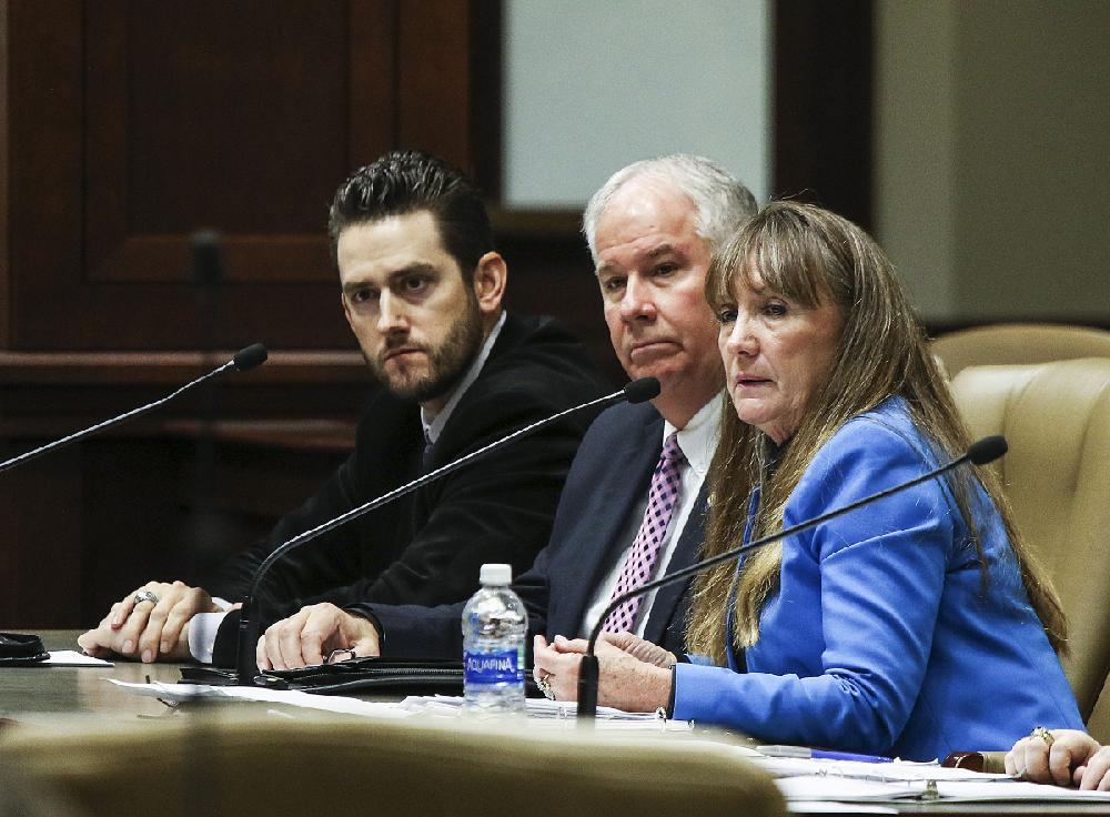 Arkansas parole agency fill-in selected for top job