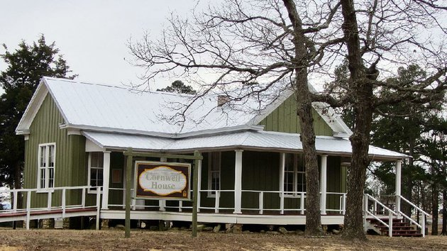 cornwell-house-is-the-setting-for-exhibits-detailing-the-history-of-mount-nebo-from-the-19th-centurys-pioneering-era-to-todays-operation-as-arkansas-second-oldest-state-park
