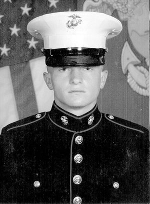 Courtesy photo/McDonald County Press Kently Self is a 2012 McDonald County High School graduate and served in the Marines for five years.