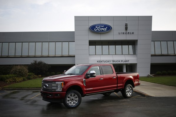 Lawsuit Accuses Ford of Diesel Cheating Scandal
