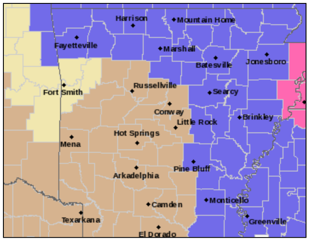 this-national-weather-service-graphic-details-in-purple-the-counties-set-to-go-under-a-winter-weather-advisory-thursday-night-or-friday-morning-the-counties-in-pink-mississippi-and-crittenden-will-go-under-a-winter-storm-warning