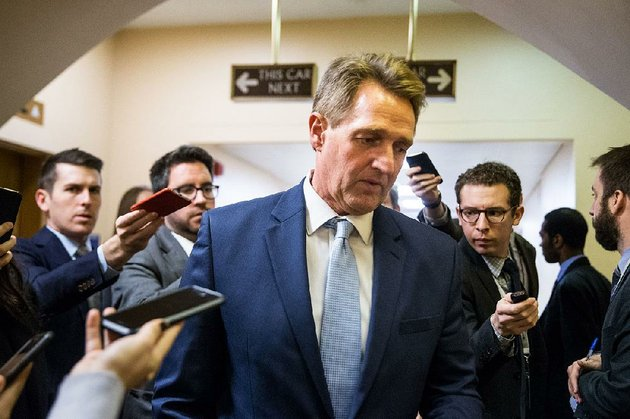 sen-jeff-flake-said-thursday-that-the-senators-working-on-an-immigration-bill-have-an-agreement-in-principle-but-sen-tom-cotton-called-the-plan-unacceptable