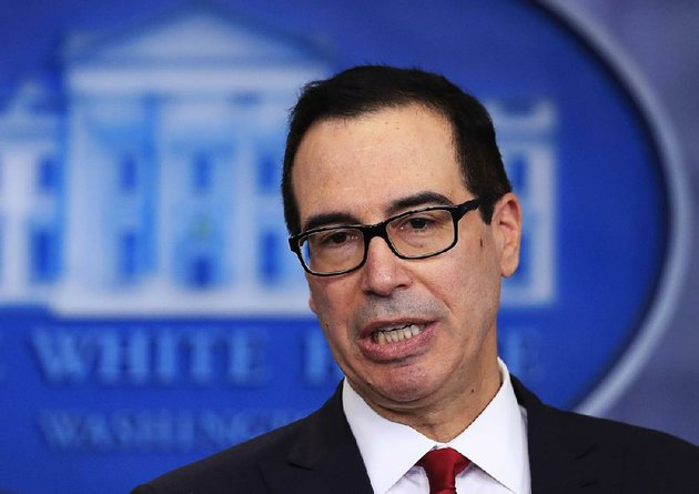 treasury-secretary-steven-mnuchin-speaks-to-reporters-during-a-white-house-daily-press-briefing-in-the-brady-press-briefing-room-at-the-white-house-in-washington-thursday-jan-11-2018