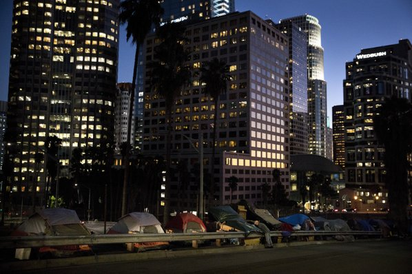U.S.  city San Francisco to receive extra federal funds to combat homelessness