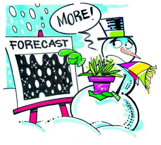 arkansas-democrat-gazette-snowman-illustration