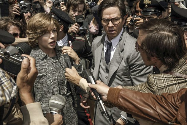 file-this-image-released-by-sony-pictures-shows-michelle-williams-left-and-mark-wahlberg-in-tristar-pictures-all-the-money-in-the-world-after-an-outcry-over-a-significant-disparity-in-pay-with-williams-wahlberg-has-agreed-to-donate-the-15-million-he-earned-for-reshoots-on-the-movie-to-the-anti-sexual-misconduct-initiative-times-up-in-williams-name-announced-saturday-jan-13-2018-fabio-lovinosony-tristar-pictures-via-ap