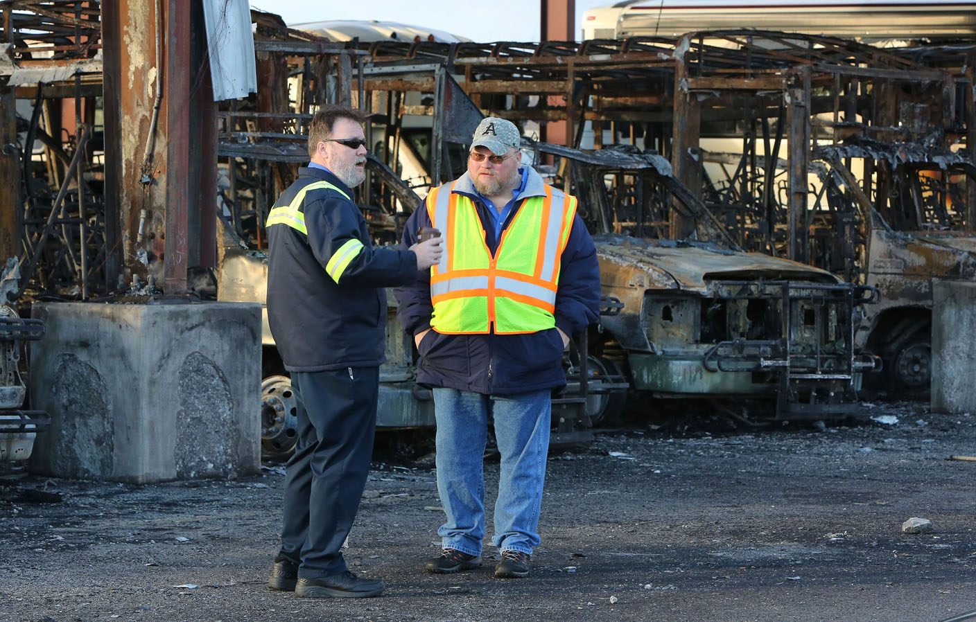 Ozark Regional Transit struggling to rise from the ashes of devastating fire a year later