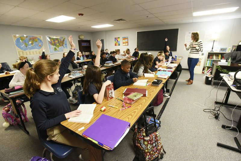 Northwest Arkansas Charter Schools Application Deadlines Loom