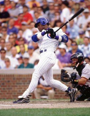 Chicago Cubs owner Tom Ricketts said Sammy Sosa (above) needs to tell the truth about using performance-enhancing drugs during his playing days.