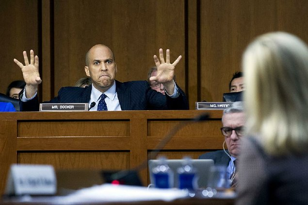RNC chair: Booker mansplained to DHS chief