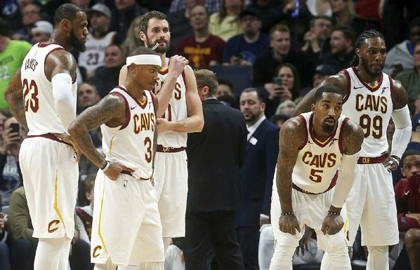 Cavaliers hang on to beat Magic, 104-103, after having huge lead