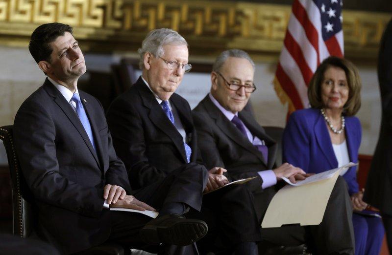 House Passes Bill To Prevent Shutdown Senate Closes In On Budget