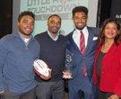 Little Rock Touchdown Club awards banquet