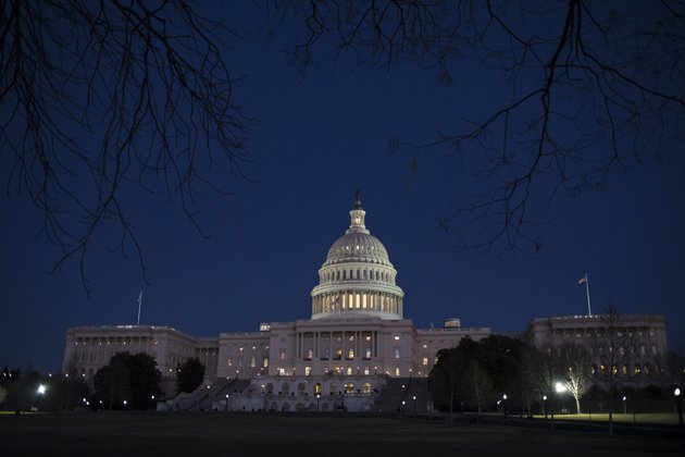 with-no-apparent-indications-of-a-breakthrough-in-the-senate-to-avoid-a-government-shutdown-the-capitol-is-illuminated-in-washington-friday-evening-jan-19-2018-ap-photoj-scott-applewhite