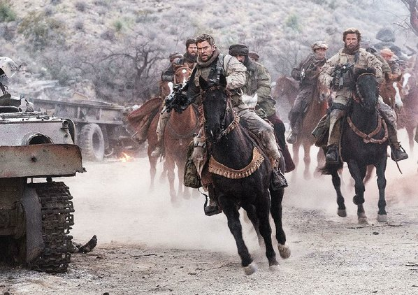 Strong movie review: American soldiers against an army that takes no prisoners