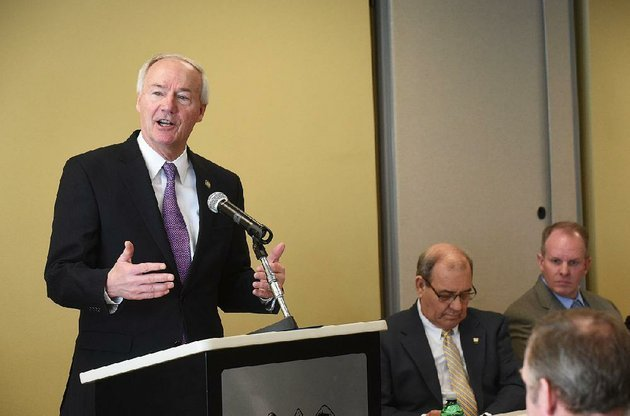 gov-asa-hutchinson-delivers-remarks-tuesday-jan-16-2018-at-the-north-american-free-trade-agreement-summit-in-rogers
