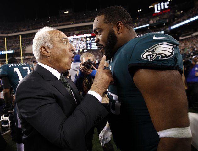 philadelphia-eagles-owner-jeffrey-lurie-celebrates-with-brandon-graham-after-the-nfl-football-nfc-championship-game-against-the-minnesota-vikings-sunday-jan-21-2018-in-philadelphia-the-eagles-won-38-7-to-advance-to-super-bowl-lii-ap-photopatrick-semansky